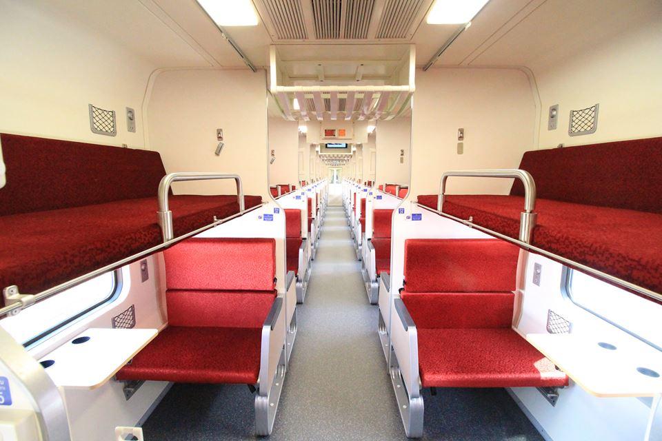ท่องเที่ยวด้วยรถไฟ